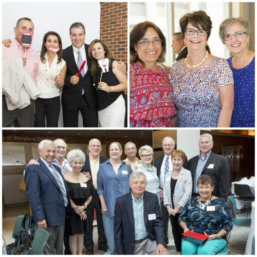 University of Maryland School of Dentistry All-Alumni Reunion Collage