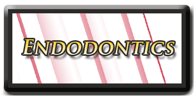 "Button Link with text ""Endodontics"""
