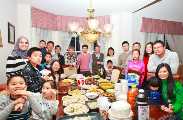 2015-Chinese New Year's Party