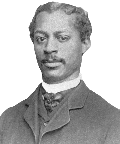 Image of Dr. Robert Tanner Freeman, First African American to receive Doctor of Dental Surgery degree.