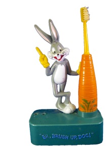 Image of Bugs Bunny Toothbrush