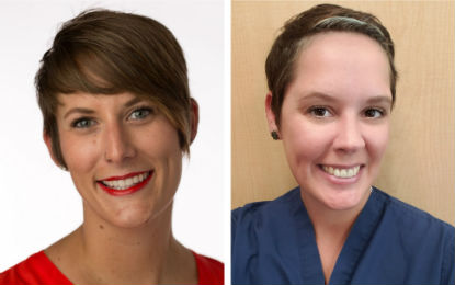 Two UMSOD Alums Take the Helm at American Association of Women Dentists