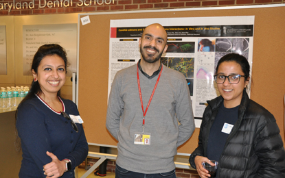 Presenters and Panelists at the third annual symposium at the University of Maryland Center to Advance Chronic Pain Research (CACPR) explored the link between stress and chronic pain.
