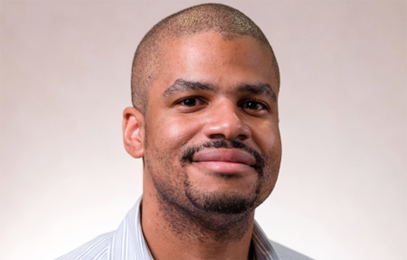 Darien Weatherspoon, DDS '10, is a program officer who directs the National Institutes of Health's National Institute of Dental and Craniofacial Research's Health Disparities Research Program